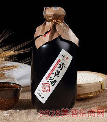 青草湖特加饭酒传承60系列500mlx6
