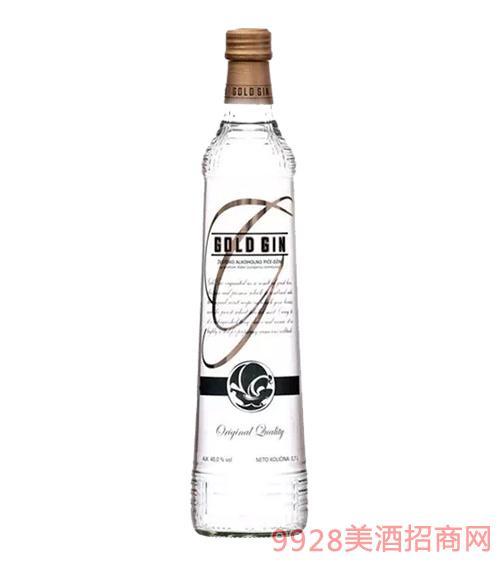 波黑金色杜松子酒