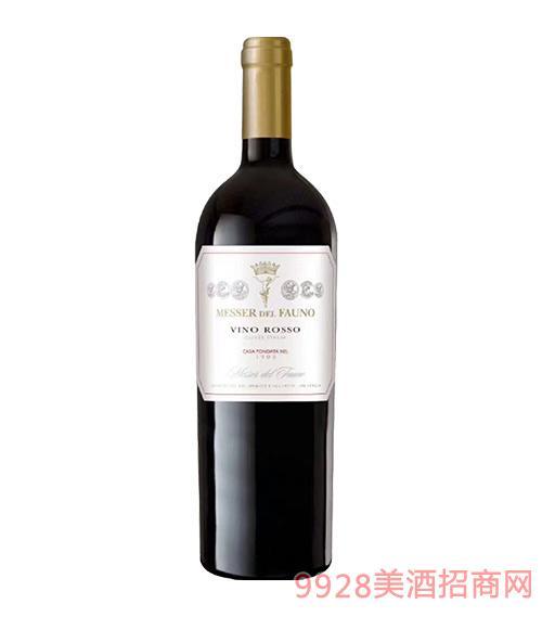 意大利美塞隆白标干红葡萄酒