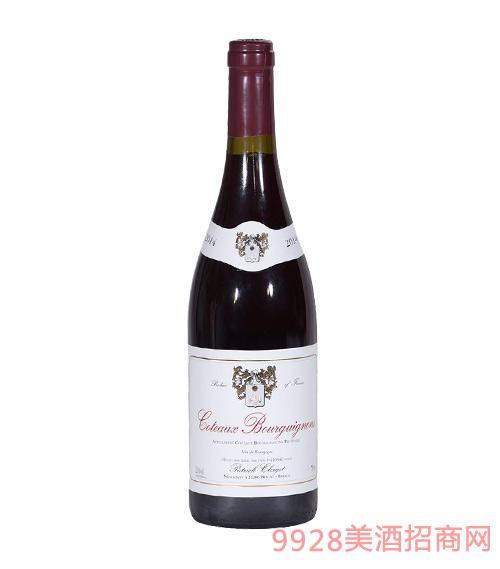 法国帕格世家干红葡萄酒