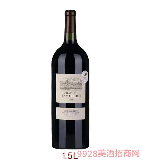 法国玛特(波尔多)干红葡萄酒