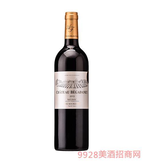 法国贝佳岚(梅多克)干红葡萄酒