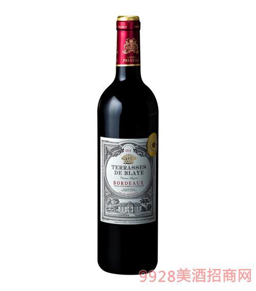 法国布伊庄园干红葡萄酒