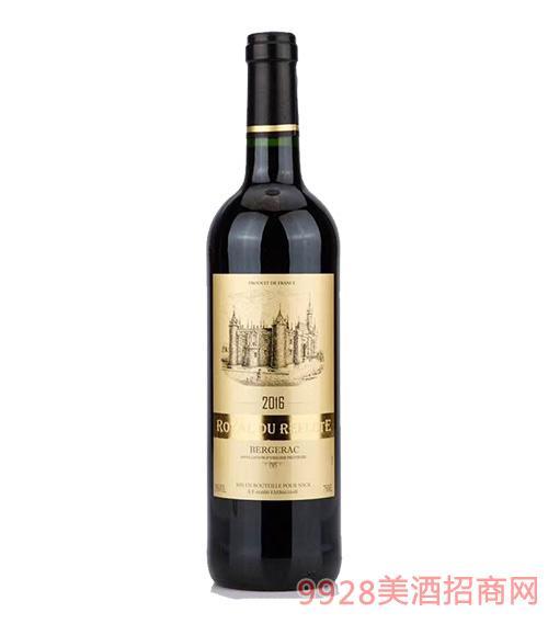 法国圣意干红葡萄酒