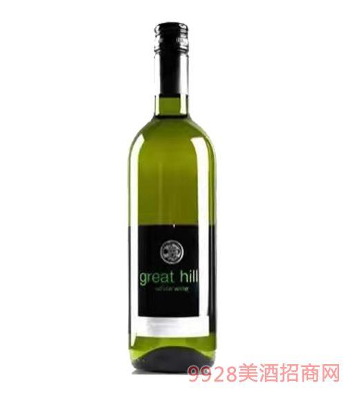 斯洛文尼亚布家大山干白葡萄酒