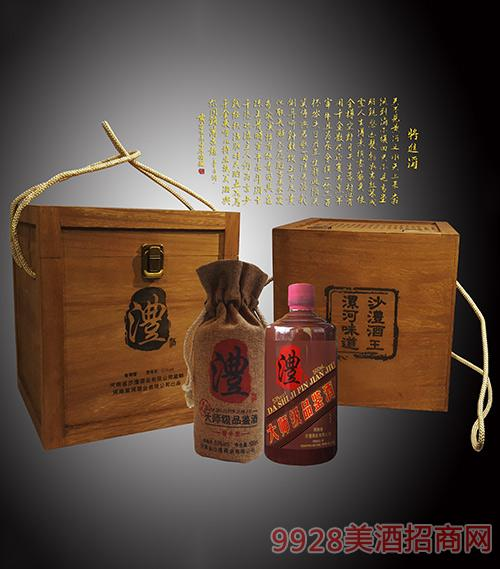 澧酒大师级品鉴酒(酱香型)
