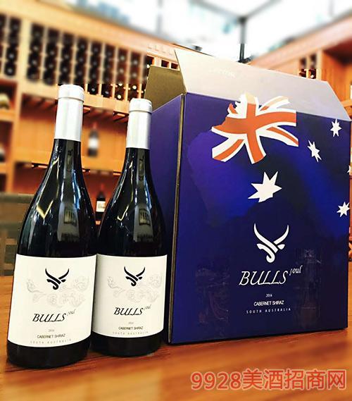 澳洲金牛红葡萄酒