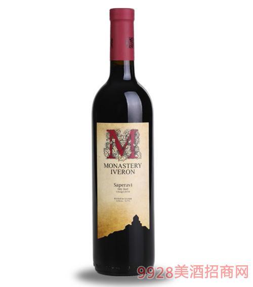 萨别拉维干红葡萄酒12度