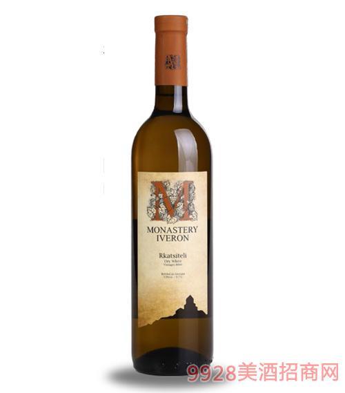卡斯泰利干白葡萄酒12度
