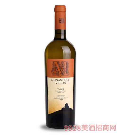 茨南达利干白葡萄酒12度