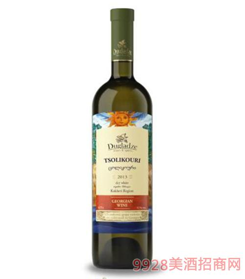 索里可干白葡萄酒