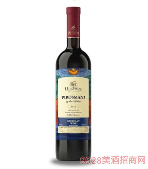 皮洛斯玛尼半干红葡萄酒