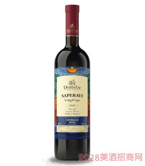 萨别拉维干红葡萄酒