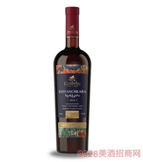 赫万奇卡拉半甜红葡萄酒
