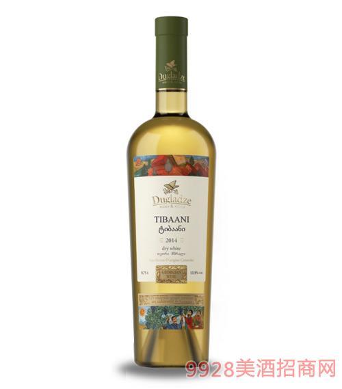 提巴阿尼干白葡萄酒