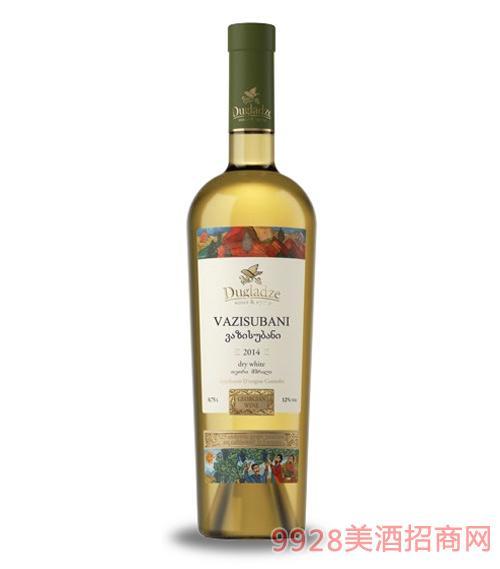 瓦西苏班尼干白葡萄酒