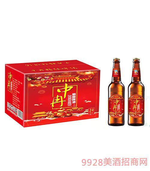中冉精酿啤酒330ml×24瓶