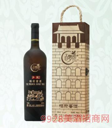 相府蜜酒-典藏白兰地40度750ml