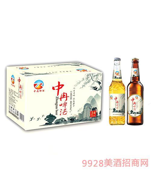 中冉啤酒330ml×24瓶