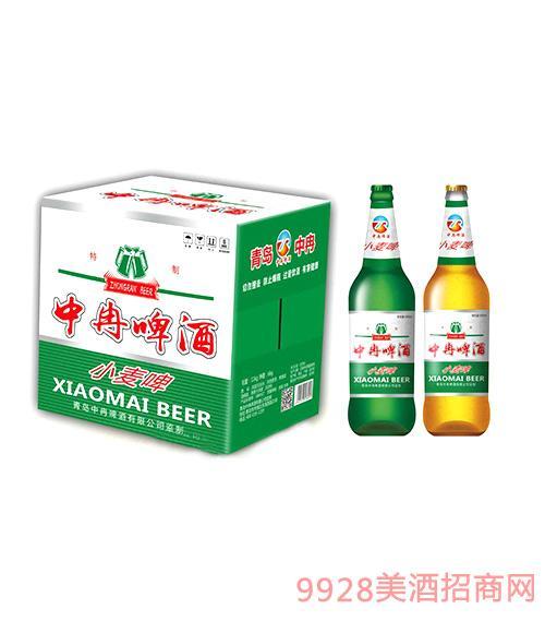 中冉啤酒小麦啤500ml