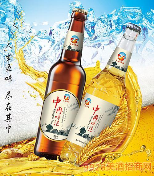 中冉啤酒500ml