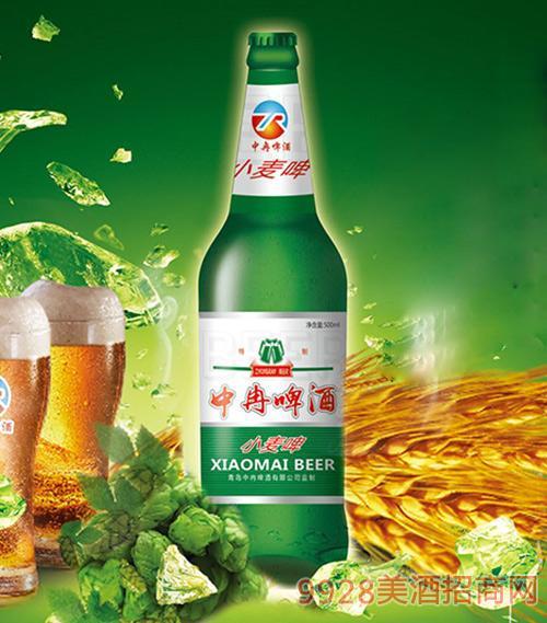 中冉清爽精制啤酒500ml招商_青岛中冉啤酒有限公司-美