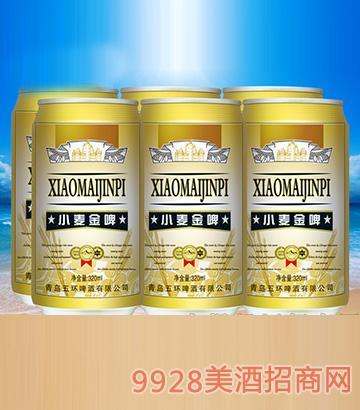 酒脉小麦王啤酒320ml×6