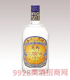 45度京都窖藏750原浆酒