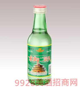 京都二锅头酒绿瓶