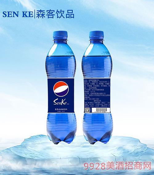 森客可乐蓝莓味碳酸饮料450ml