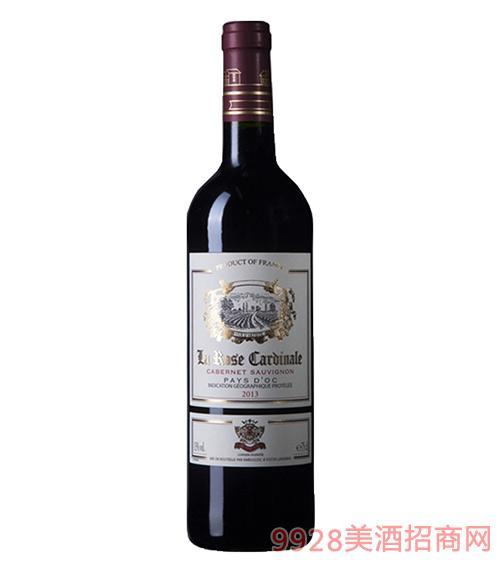 丹柠伯爵奥克干红葡萄酒