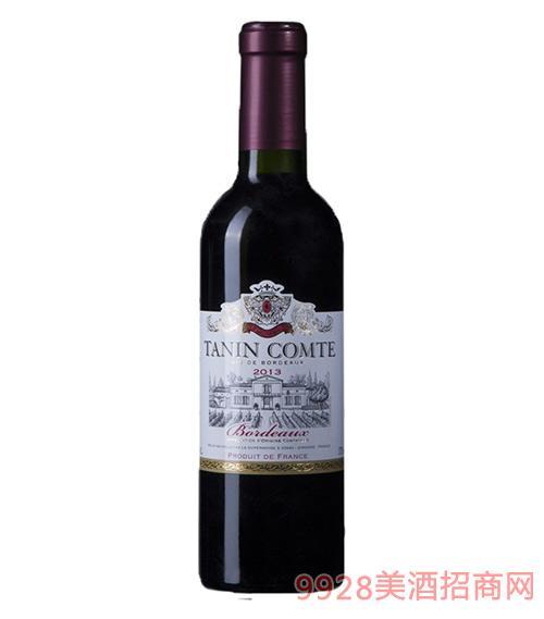 丹柠伯爵375ml波尔多干红葡萄酒