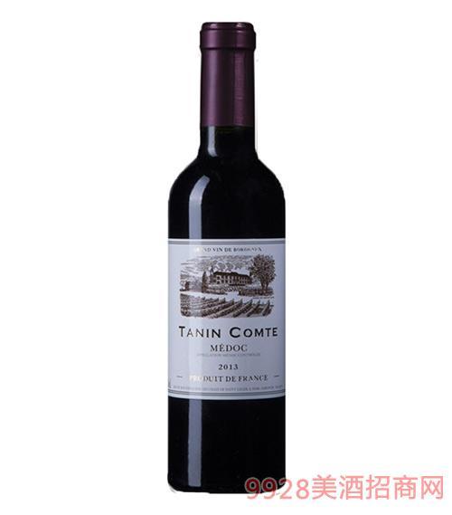 丹柠伯爵375ml梅多克干红葡萄酒