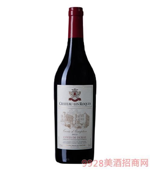 罗克城堡干红葡萄酒