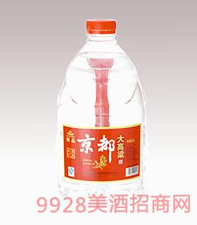 京都大高粱酒45度4.5L