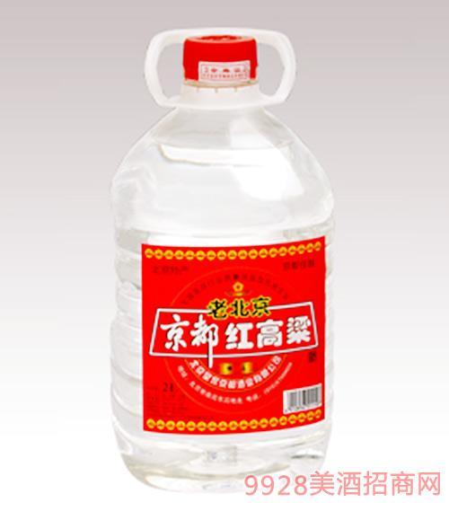 京都桶装红高粱酒38度