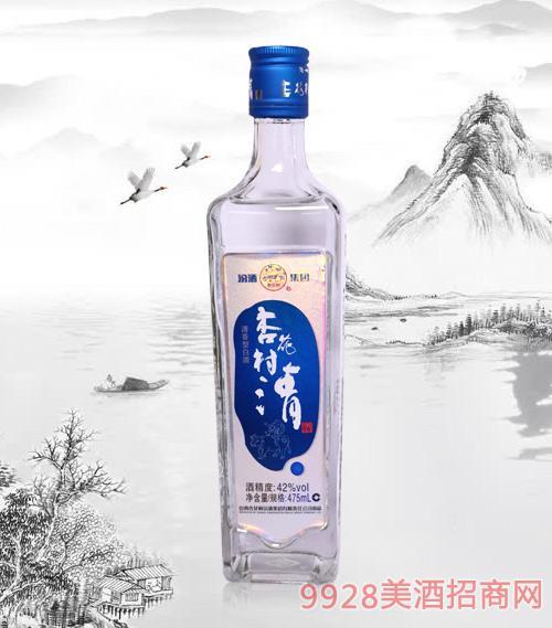 杏花村清酒光瓶酒42度475ml
