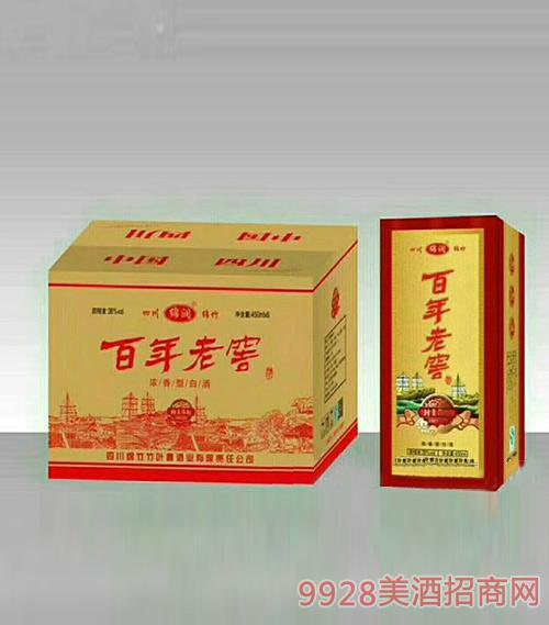 百年老窖封坛酒15
