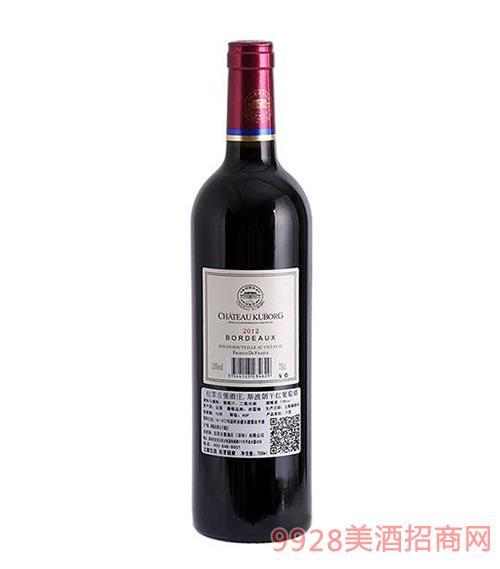 斯波朗干红葡萄酒750ml