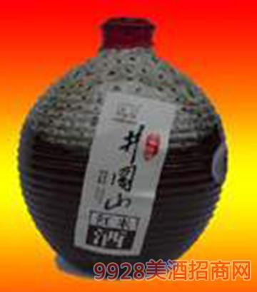 12度井冈山红米酒(指纹瓶)