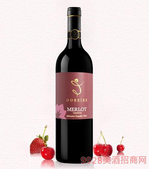 多貝克梅洛葡萄酒