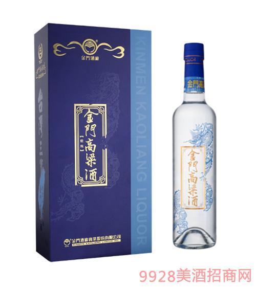 金酒珍品金门高梁酒(蓝龙)