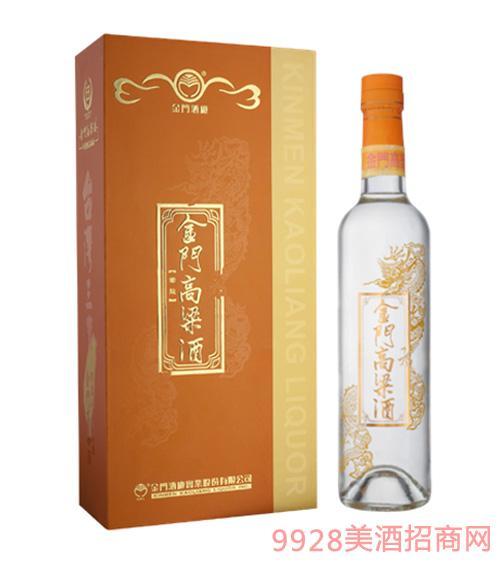 金酒珍品金门高梁酒(黄龙)