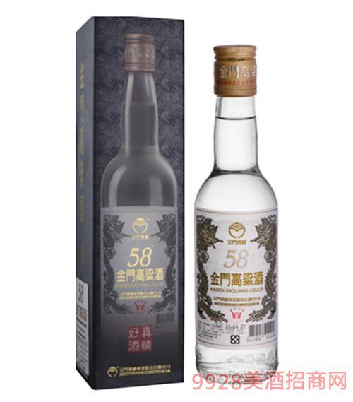 金门高粱酒58度0.3L