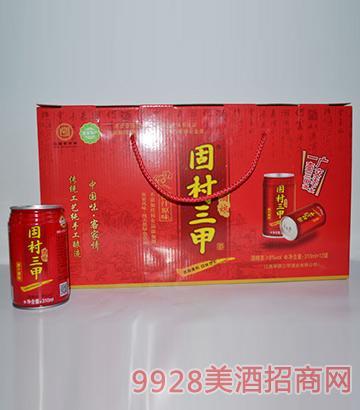 固村三甲酒娘酒(箱)