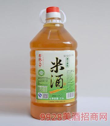 固村三甲5斤米酒
