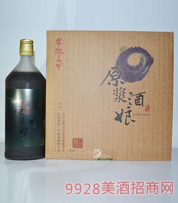 翠微三甲原浆酒娘6瓶盒装