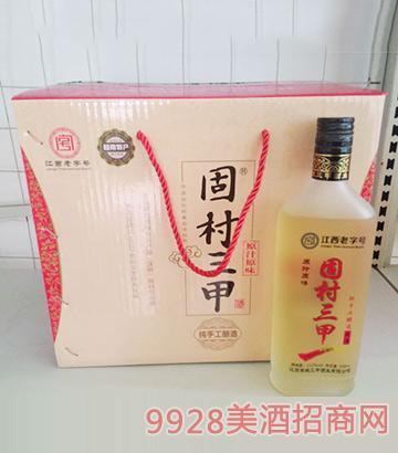 固村三甲酒12瓶装