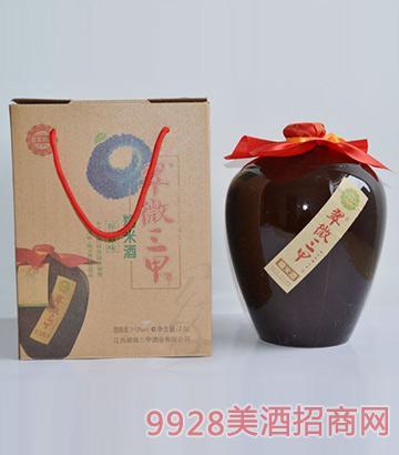 翠微三甲酒糯米酒5斤坛关生酒