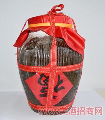 翠微三甲酒10斤坛关生酒